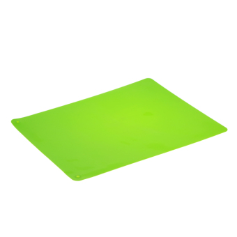 1PC Rectangle Placemat Silicone Table Mat 40*30cm Pad Tableware Dinnerware Kitchen Dining Bar Acycessories Tools - picture 2