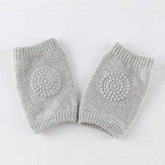 2* Kid Baby Knee Pads Protector Cotton Infants Safety CrawlingElbow Leg Cushion - intl - 4