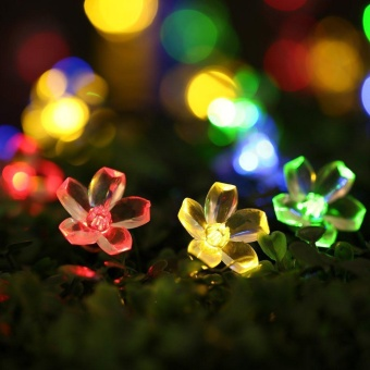 20 LED String Lights Party Wedding Garden Outdoor Christmas Decor Lights - intl