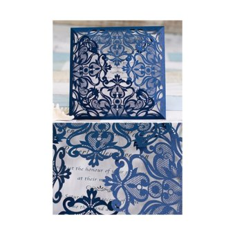 20 sets (WC2) Graceful Wedding (Party or Special Occasion) Wedding Invitation Card KKPIA STORE - 2
