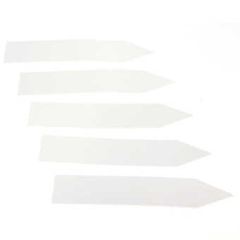 200PCS Thick Plant Pot Markers Flowers Stake Tags Labels GardeningTool (Intl) - 4