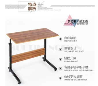 2017 The New Type of Home Multi-function Computer Table(80 X 40 CM)- intl - 2