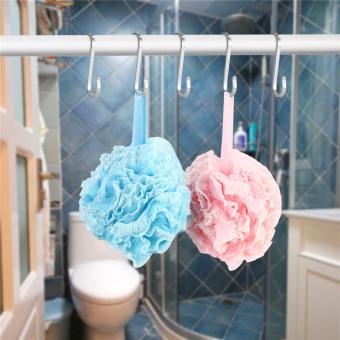 20pcs S Shaped Hanging Hooks Brushed Stainless Steel Scarf KitchenHooks for Bathroom Bedroom Office - Intl - 5