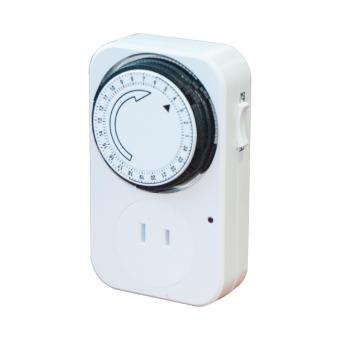 24 Hours Auto Switch Off Timer power Outlet Energy Saver - 2