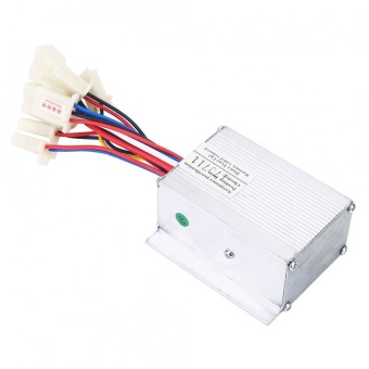24V 250W Motor Brushed Controller Box for Electric Bicycle ScooterE-bike - intl - 5