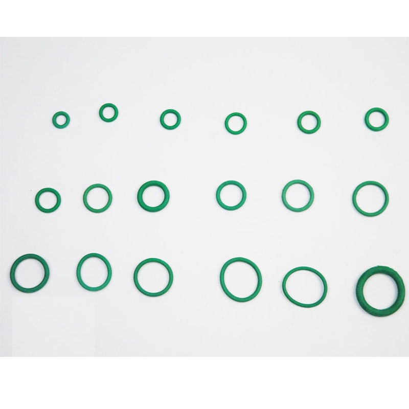 Philippines   270pcs/case O-ring Rubber Washer Assortment Silicone ...