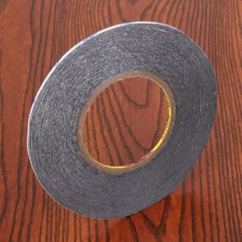 2mm Scotch 3M Double Sided Tape Sticky black for Mobile Phone LCD -intl - 4