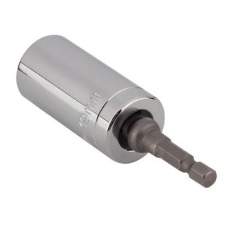 2Pcs Universal Gator Socket Adapter Grip with Power Drill AdapterTool ETC-120A - 4