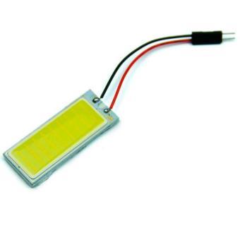 2pcs Xenon HID White 36 COB LED Dome Map Light Bulb Car Interior Panel Lamp 12V - intl - 3