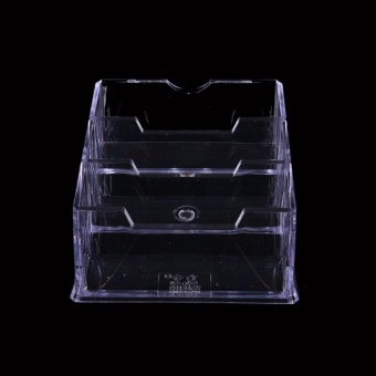 Philippines 3 tier clear plastic business card holder display philippines 3 tier clear plastic business card holder display stands shelfdesktop three cells intl the best cheap colourmoves