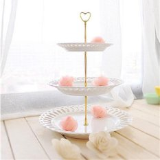 Crown Cake Cupcake Plate Stand Handle Party Wedding Dessert Fruit Source Crown Cake .  sc 1 st  Daftar Harga Terkini dan Terlengkap Indonesia - Colafw.com & Crown Cake Cupcake Plate Stand Handle Party Wedding Dessert Fruit ...