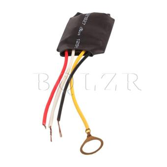 3 Way Touch Control Sensor Switch Black