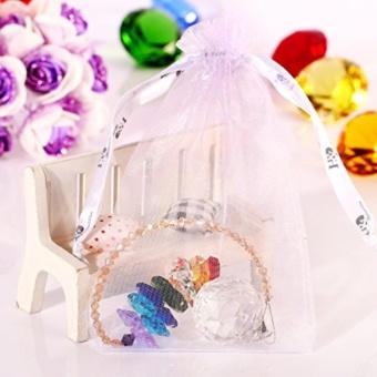 30mm Chandelier Crystals Ball Prisms Rainbow Octogon ChakraSuncatcher for Gift - intl - 4