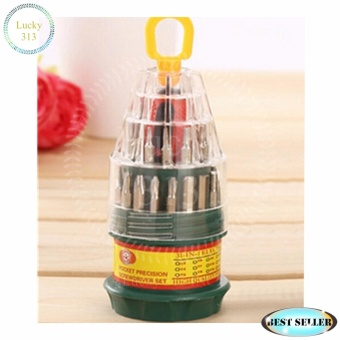 31 in 1 Precision Magnetic Mini Screwdriver Set - 2