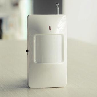 315MHz Wireless Motion PIR Infrared Detector Burglar Security AlarmSystem - 3
