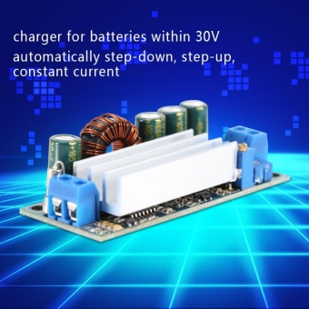 35W 3A CC CV Boost/Buck Step Up/Down Converter DC-DC 5V-30V to0.5V-30V - intl
