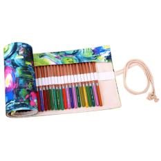 ... Pencils Source · Harga 360dsc 48 Hole Multi Function Canvas & Leather Roll Up Source 360DSC 48 Hole Canvas