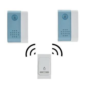 38 Tune Melody Digital Receiver Doorbell 1 Remote Control 2 Wireless Door Bell - intl - 4