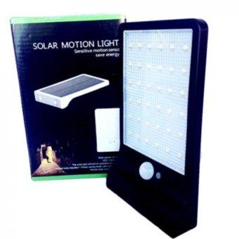 3.8W Weatherproof Outdoor 36 LED Solar Motion Sensor Light