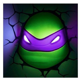 "3D Deco Lights Ningja Turtle ""Donatello"" - picture 2"