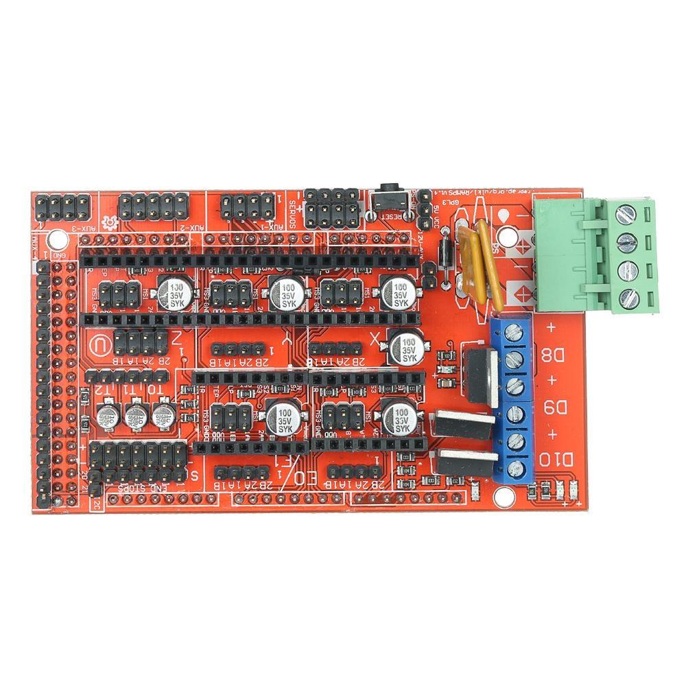 Philippines 3d Printer Controller Driver Board For Ramps 14 Ramps14 Reprap Mendel Prusa Arduino Intl