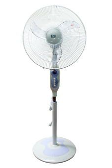 "3D SF-40SC 16"" Stand Fan (Light Violet)"