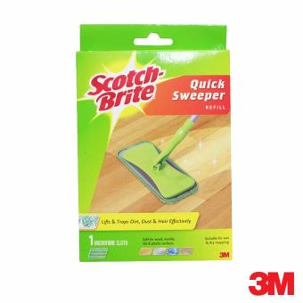 3M Scotch-Brite Quick Sweeper Refill