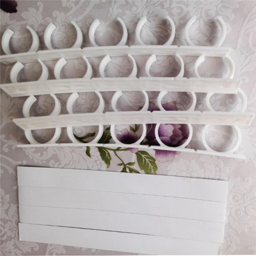 Philippines RowsSet Spice Rack Spice Wall Storage Plastic - Plastic spice racks for kitchen cabinets