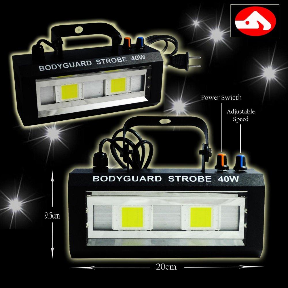 Philippines 40w Led Body Guard Strobe Light Series 40watts Compare Adjustable