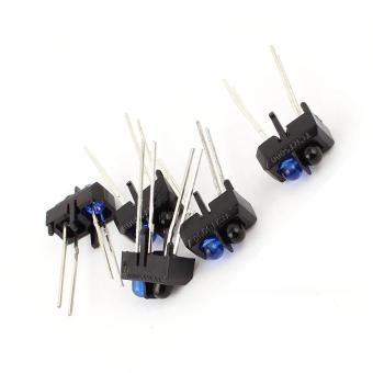 5 Pcs TCRT5000 Infrared Reflective type optical sensor - Intl - 3