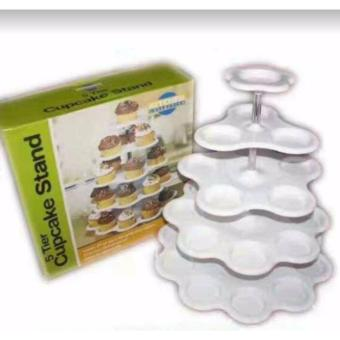 5-Tier Cupcake Stand Price Philippines
