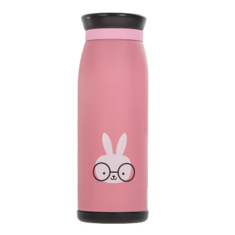 500ml Thermos Mug Insulated Tumbler Travel Cups Rabbit