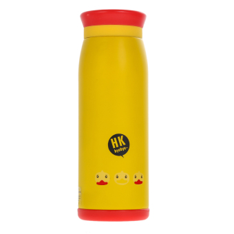 500ml Thermos Mug Insulated Tumbler Travel Cups Stainless Steel Durk (Intl) - picture 2