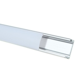 50cm U Style Aluminium Channel Holder LED Strip Light Bar Under Cabinet Lamp #1 - intl - 5
