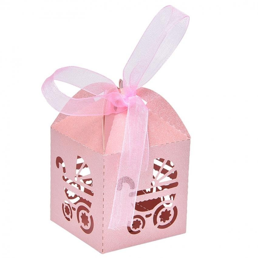 Philippines 50pcs Laser Cut Married Wedding Favor Box Gift Box