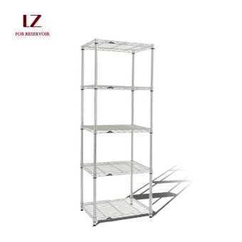 55 stainless steel color microwave layer shelf storage rack