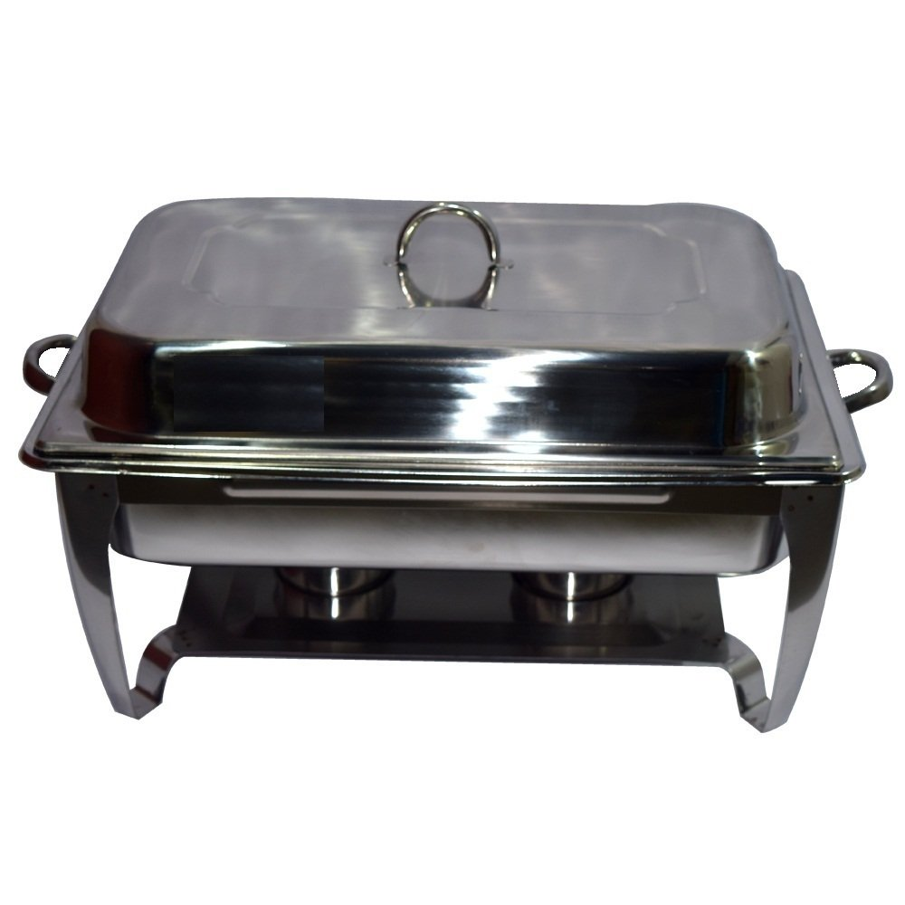 555 Big Chafing Dish Tray (Silver)