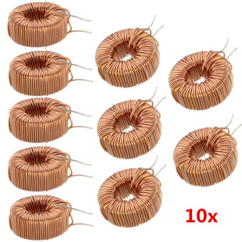 5pcs Toroid Core Inductor Wire Wind Wound for DIY--330uH 3A - 5