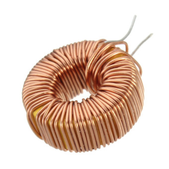 5pcs Toroid Core Inductor Wire Wind Wound for DIY--330uH 3A - 2