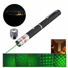 6 in 1 Powerful Green Laser Pointer Pen Beam Light 5Mile Lazer High Power 532nm - intl Philippines