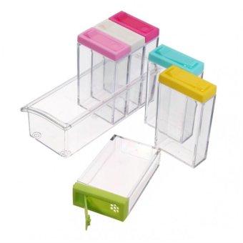 6 Pieces Set Portable High Quality Condiment Box - 2