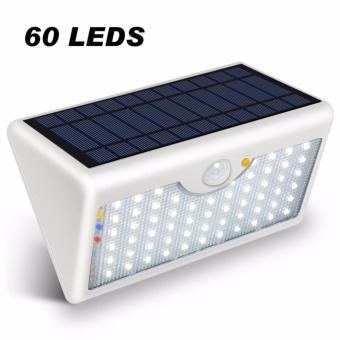 60 solar sensor motion wall lights with 5 modes waterproof led 60 solar sensor motion wall lights with 5 modes waterproof led wall light and wireless security aloadofball Images