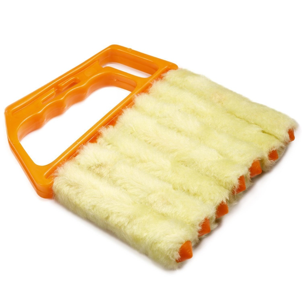 ... 7 Slat Venetian Blind Cleaner Brush Duster Easy Cleaning ToolWashable - intl ...