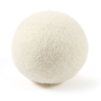 80mm Natural Wool Dryer Ball Laundry Drying Ball