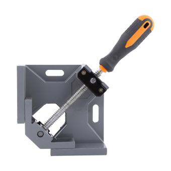 90 Degree Corner Right Angle Clamp Woodworking Clip Photo Frame Tool - intl