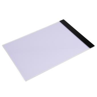 A4 LED Artist Thin Art Stencil Drawing Board Light Box TracingTable Pad AH210 - intl - 3