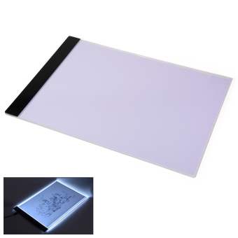 A4 LED Artist Thin Art Stencil Drawing Board Light Box TracingTable Pad AH210 - intl - 2