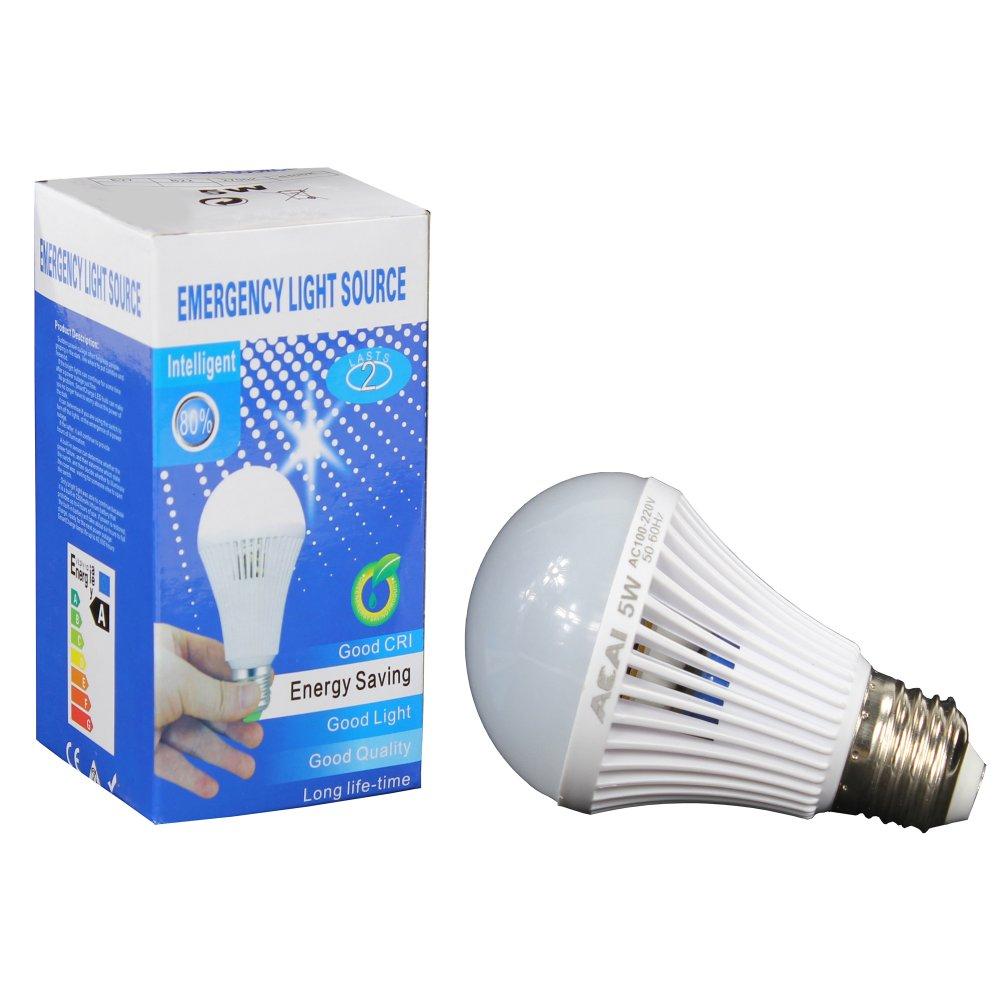 ACAI 5W Smart Charge Smart LED Bulb