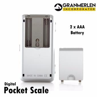 Accurate Mini Pocket Digital Scale - 5
