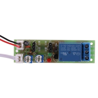 Adjustable Infinite Cycle Timer Delay On/Off Switch Relay Module (DC5V,0-60min) - intl - 2